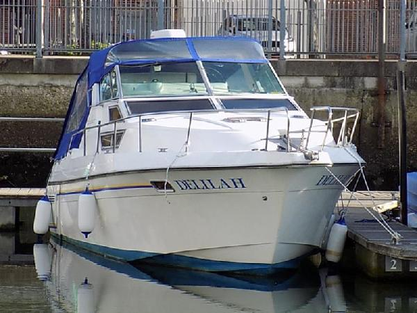 Sea Lord Excaliber 286 For Sale From Seakers Yacht Brokers