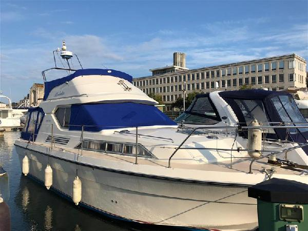 Princess 30DS Cruiser For Sale From Seakers Yacht Brokers