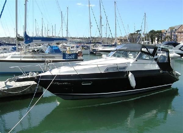 Cruiser International 2570 For Sale From Seakers Yacht Brokers