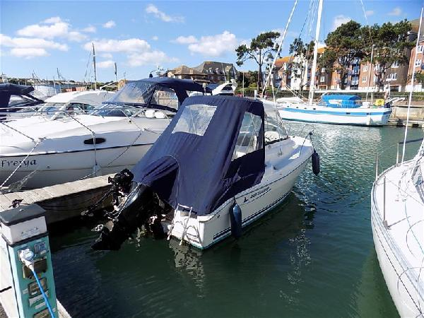 Quicksilver 530 Pilothouse For Sale From Seakers Yacht Brokers