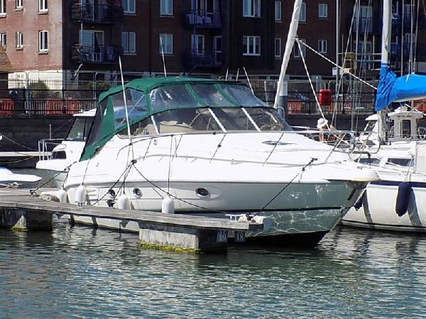 Cranchi Giada 30 For Sale From Seakers Yacht Brokers