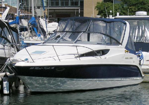 Bayliner 285 For Sale From Seakers Yacht Brokers