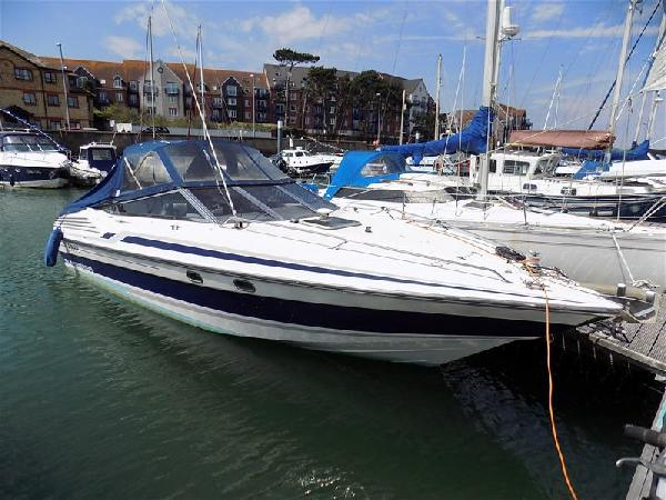 Sunseeker Monterey 27 For Sale From Seakers Yacht Brokers