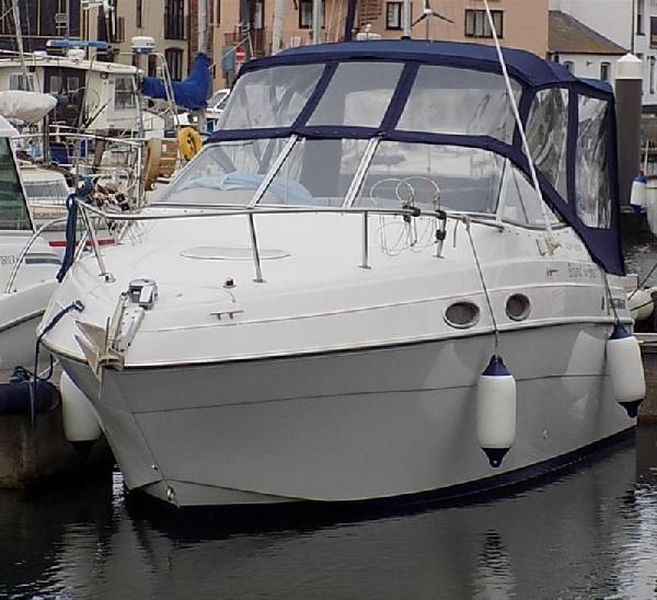 Four Winns 238 Vista For Sale From Seakers Yacht Brokers