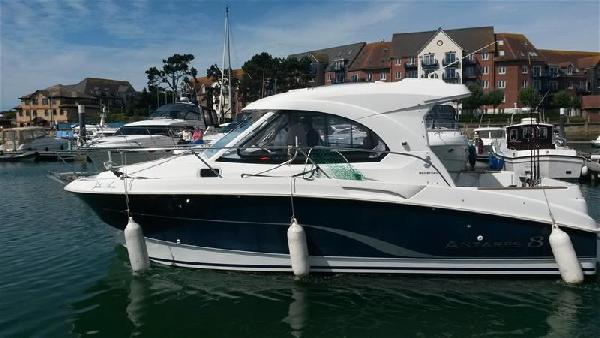 Beneteau Antares 8 For Sale From Seakers Yacht Brokers