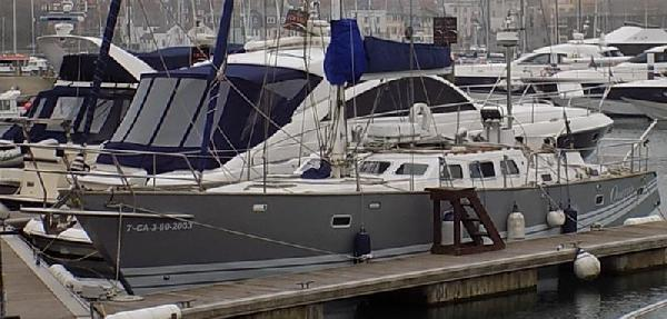 Steel Yacht  For Sale From Seakers Yacht Brokers