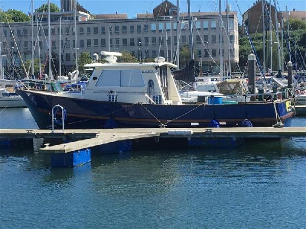 Freeward Freeward 35 For Sale From Seakers Yacht Brokers