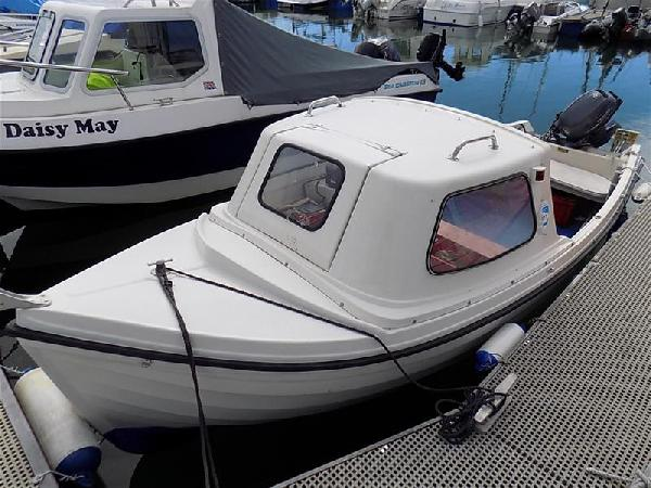 Orkney Fastliner For Sale From Seakers Yacht Brokers