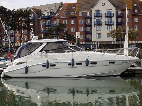Sealine S41 For Sale From Seakers Yacht Brokers