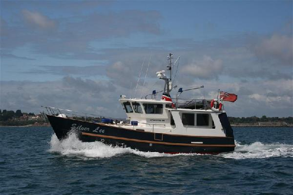 Atlantic Atlantic 38 For Sale From Seakers Yacht Brokers
