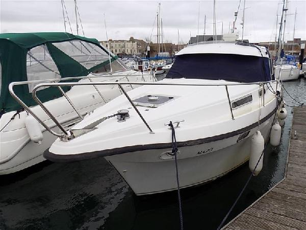 Nimbus 3003 For Sale From Seakers Yacht Brokers