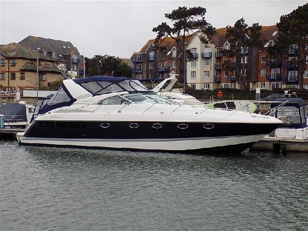 Fairline Targa 43 Targa 43 For Sale From Seakers Yacht Brokers