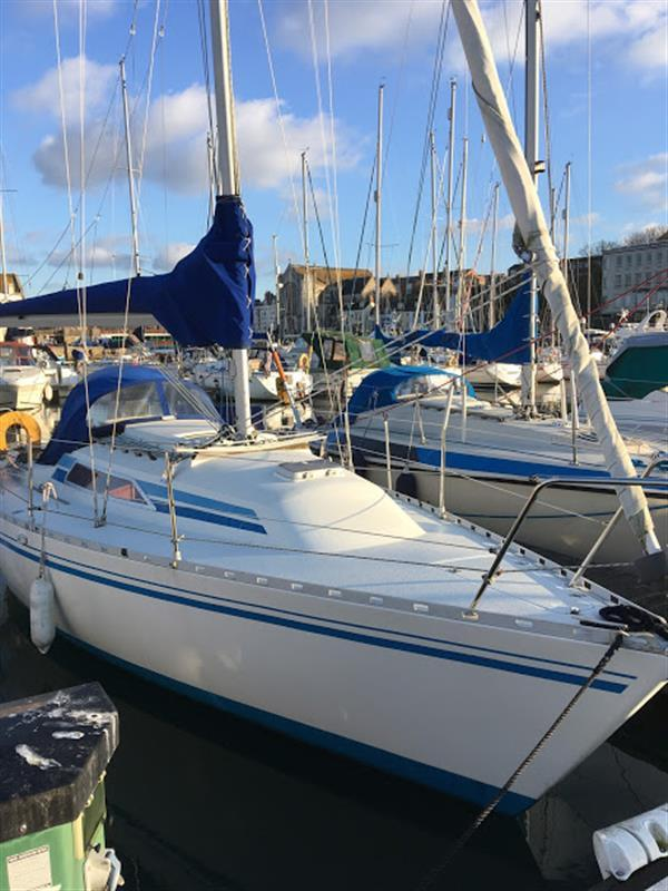 MG MG C27 For Sale From Seakers Yacht Brokers