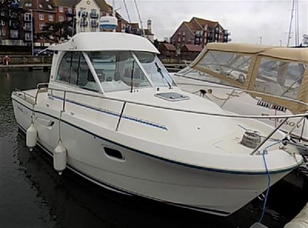 Beneteau  Antares Serie 7 For Sale From Seakers Yacht Brokers