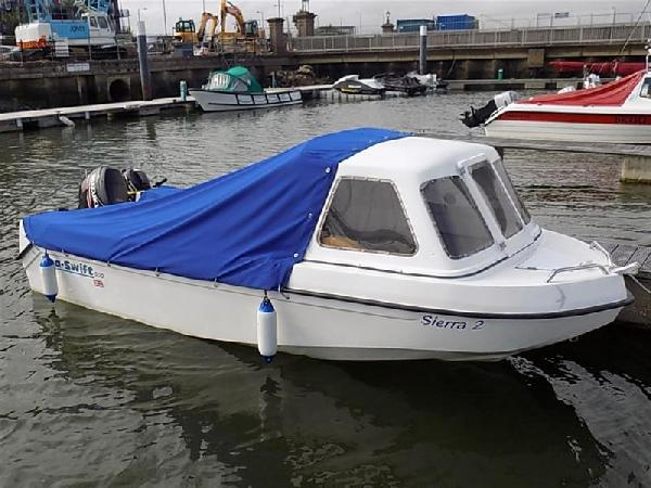 Seaswift 500 For Sale From Seakers Yacht Brokers