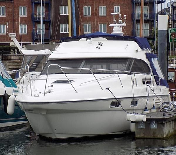Sealine  350 Statesman For Sale From Seakers Yacht Brokers