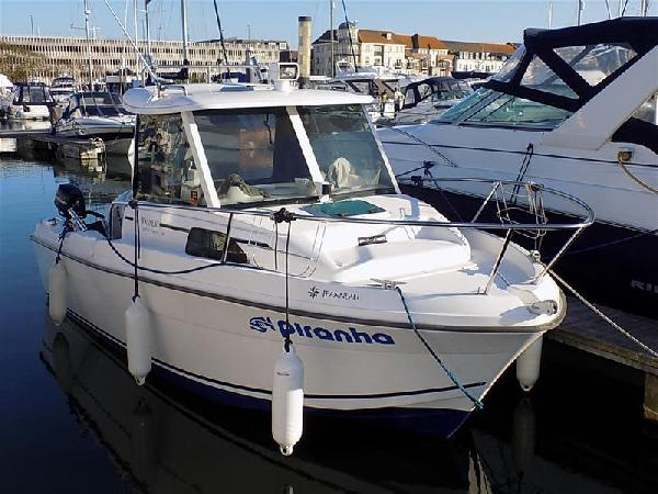 Jeanneau Merry Fisher 580 For Sale From Seakers Yacht Brokers