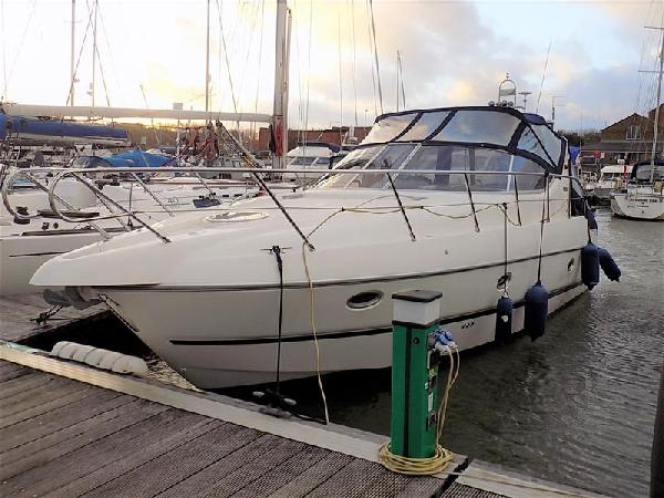 Sessa Oyster 35 For Sale From Seakers Yacht Brokers