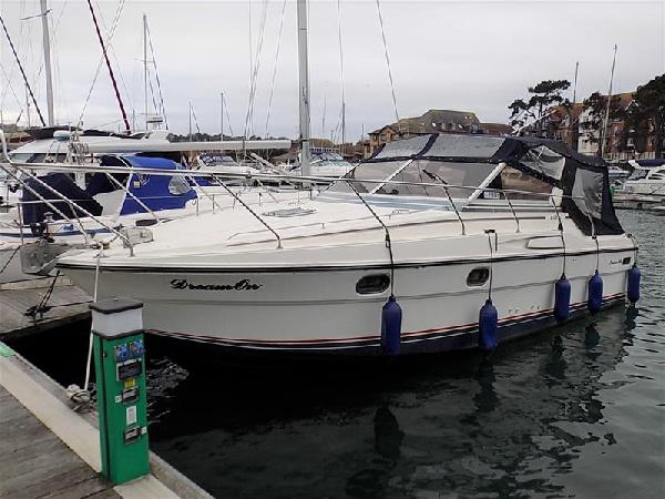 Princess 286 Riviera For Sale From Seakers Yacht Brokers
