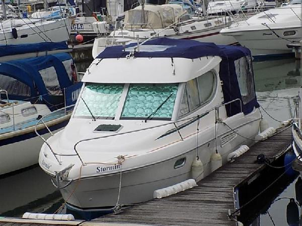 Jeanneau Merry Fisher 805 For Sale From Seakers Yacht Brokers