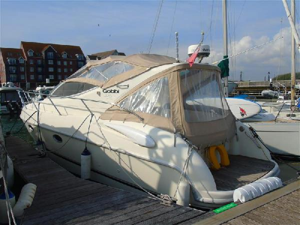 Gobbi 315SC For Sale From Seakers Yacht Brokers
