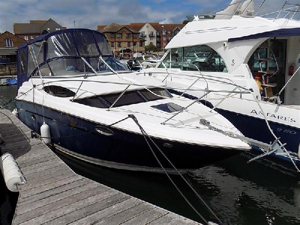 Regal Regal 2655 For Sale From Seakers Yacht Brokers