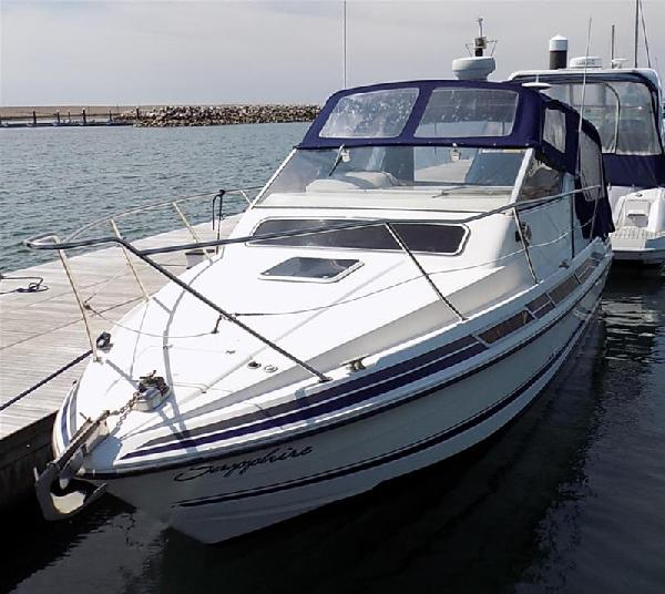 Fairline Targa 27 For Sale From Seakers Yacht Brokers