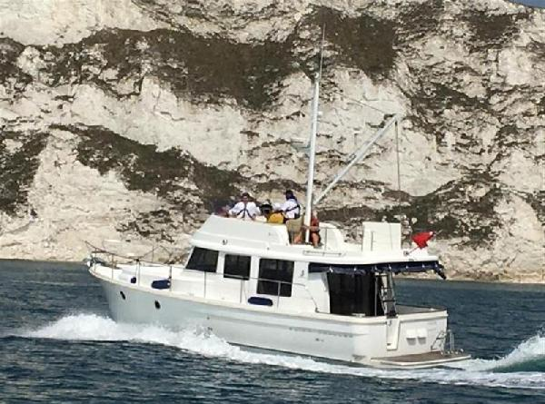 Beneteau Swift Trawler 34 For Sale From Seakers Yacht Brokers