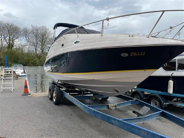 Regal 2665 For Sale From Seakers Yacht Brokers